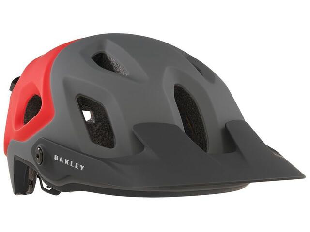 Oakley DRT5 Kask rowerowy, czarny/czerwony